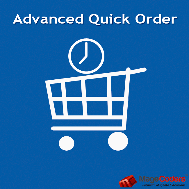 Advanced Quick Order