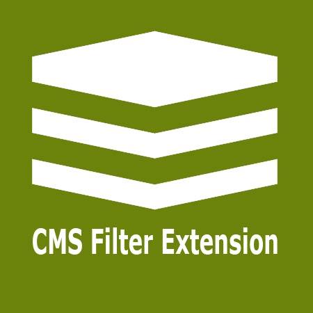 CMS Filter
