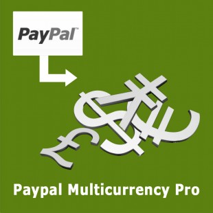 Paypal Multicurrency Pro